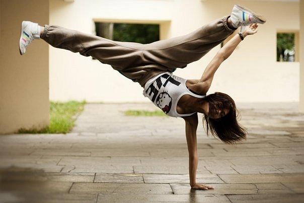 Танцы – лучший вид спорта